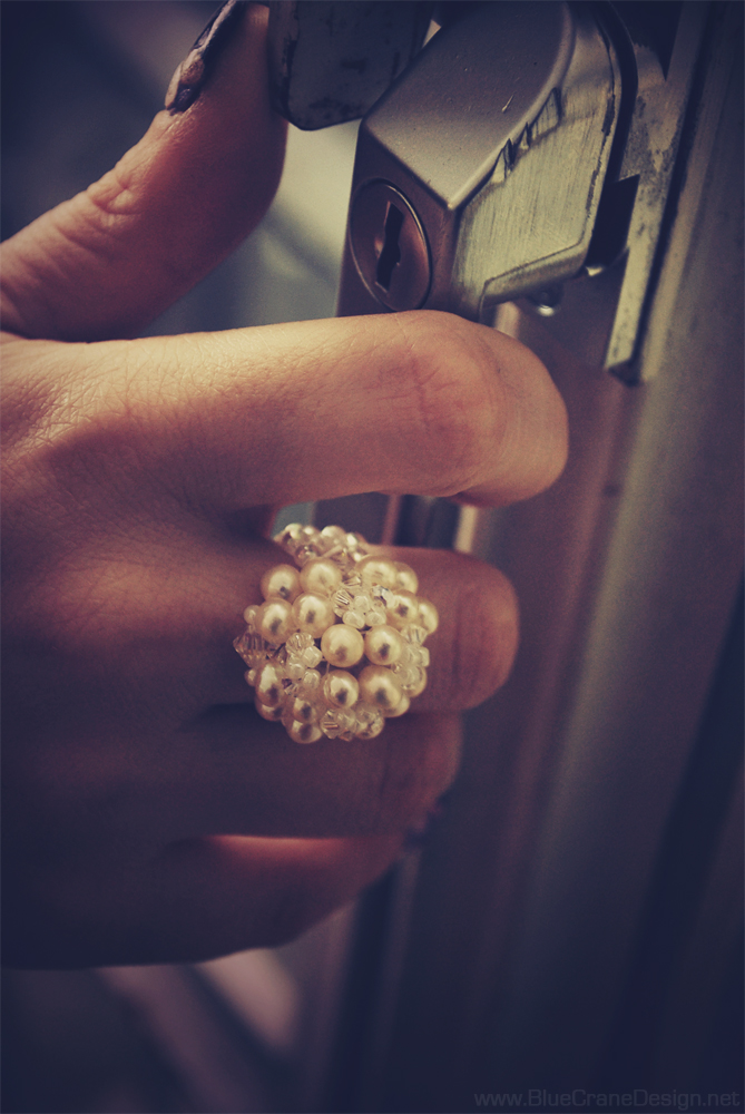The Girl With The Pearl Ring