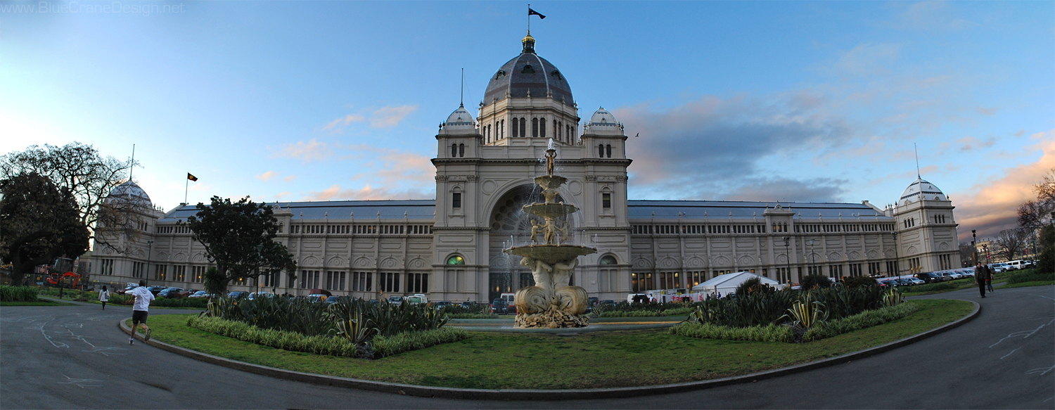 Royal Exhibition Building