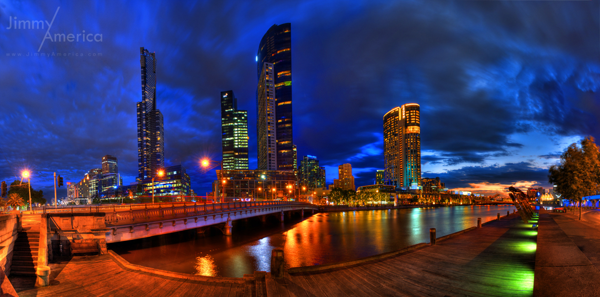 Southbank Panorama