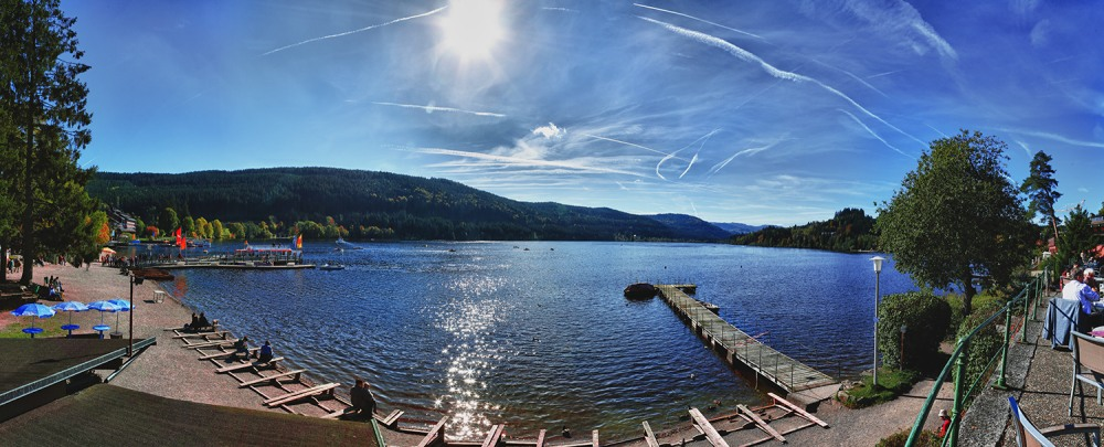 Lake Titisee Panorama