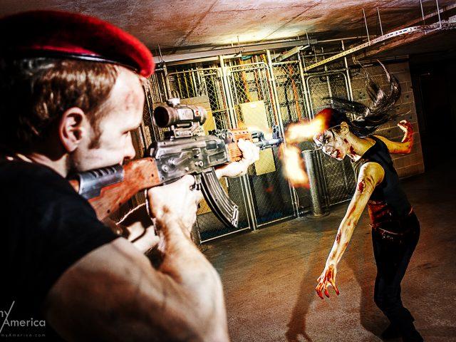 Zombie Photoshoot!