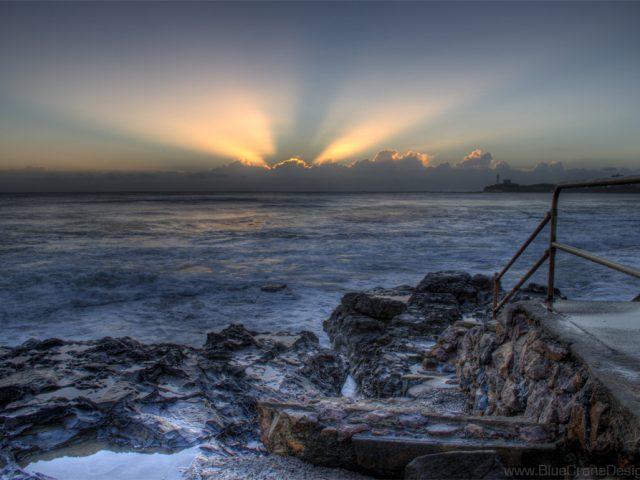 Motivational Sunrise