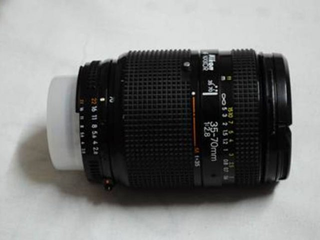 Bargain! Nikon 35-70mm f/2.8