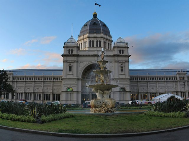 The Melbourne Royal Exhibition Building
