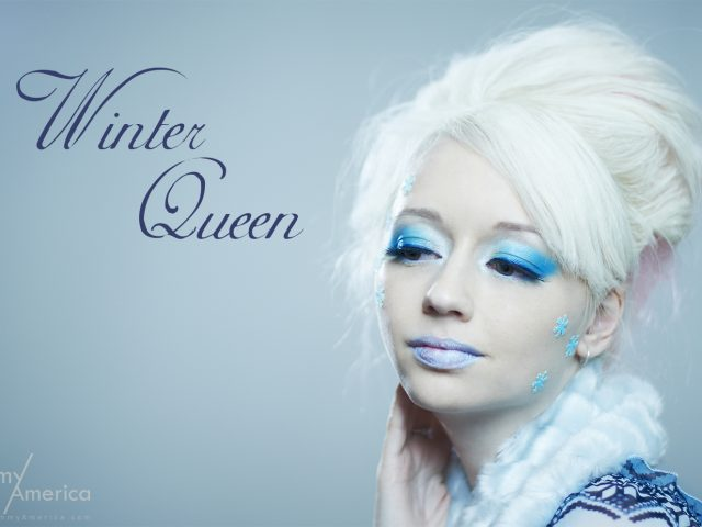 Winter Queen Photoshoot